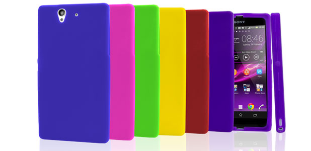 6-in-1 Silicone Sony Xperia Z Case Pack