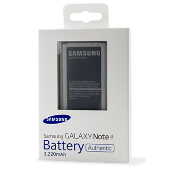 Official Samsung Galaxy Note 4 Standard Battery