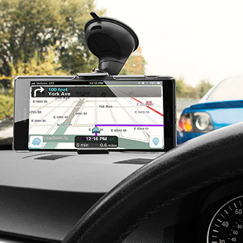 DriveTime Sony Xperia Z3 In-Car Pack