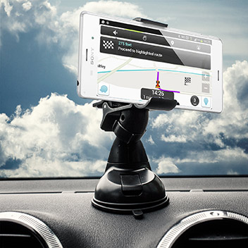 DriveTime Sony Xperia Z3 In-Car Pack