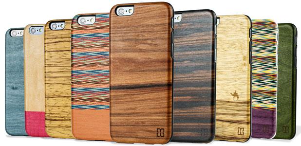 Man&Wood iPhone 6 Wooden Case - Sai Sai