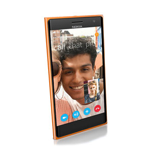 Sim Free Nokia Lumia 735 8GB - Orange