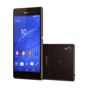 SIM Free Sony Xperia Z3 16GB - Black