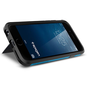 Spigen Tough Armor S iPhone 6 Case - Electric Blue
