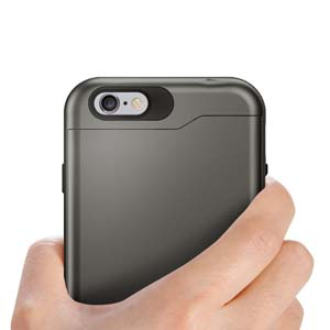 Spigen Slim Armor CS iPhone 6 Case - Gunmetal