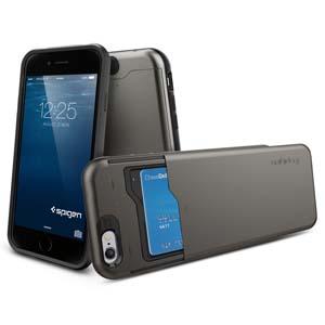 Spigen Slim Armor CS iPhone 6S / 6 Case - Gunmetal