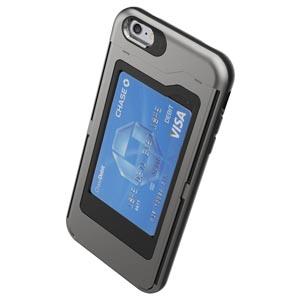 Spigen Slim Armor CS iPhone 6 Plus Case - Gunmetal