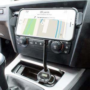 Soporte de Coche/Cargador/Transmisor FM RoadWarrior iPhone 6 / 6 Plus