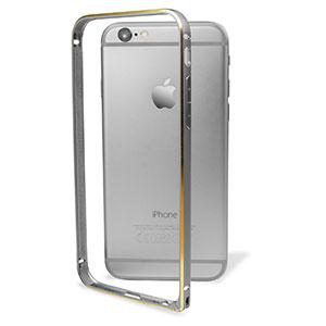 iPhone 6S / 6 Aluminium Bumper - Gun Black