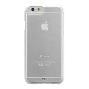 Case-Mate Barely There iPhone 6 Case - 100% Clear