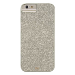 Case-Mate Glam Case for iPhone 5 - Silver