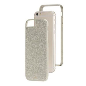 Case-Mate Glam iPhone 6 Case - Champagne