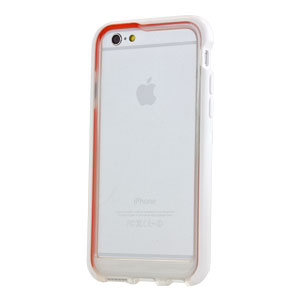 Tech21 Classic Trio Band iPhone 6 Bumper Case - Clear