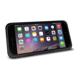 Spigen Slim Armor iPhone 6 Plus Tough Case - Metal Slate