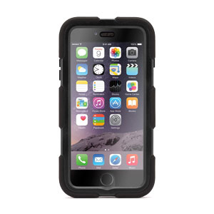 Griffin Survivor iPhone 6 Plus All-Terrain Case - Black
