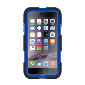 Griffin Survivor iPhone 6 Plus All-Terrain Case - Black / Blue