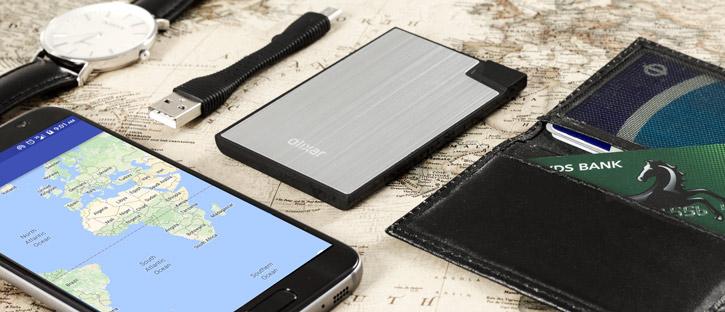 Olixar Powercard Portable Charger - 1500mAh