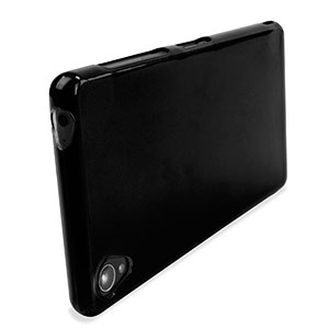 FlexiShield Sony Xperia Z3 Case - Solid Black