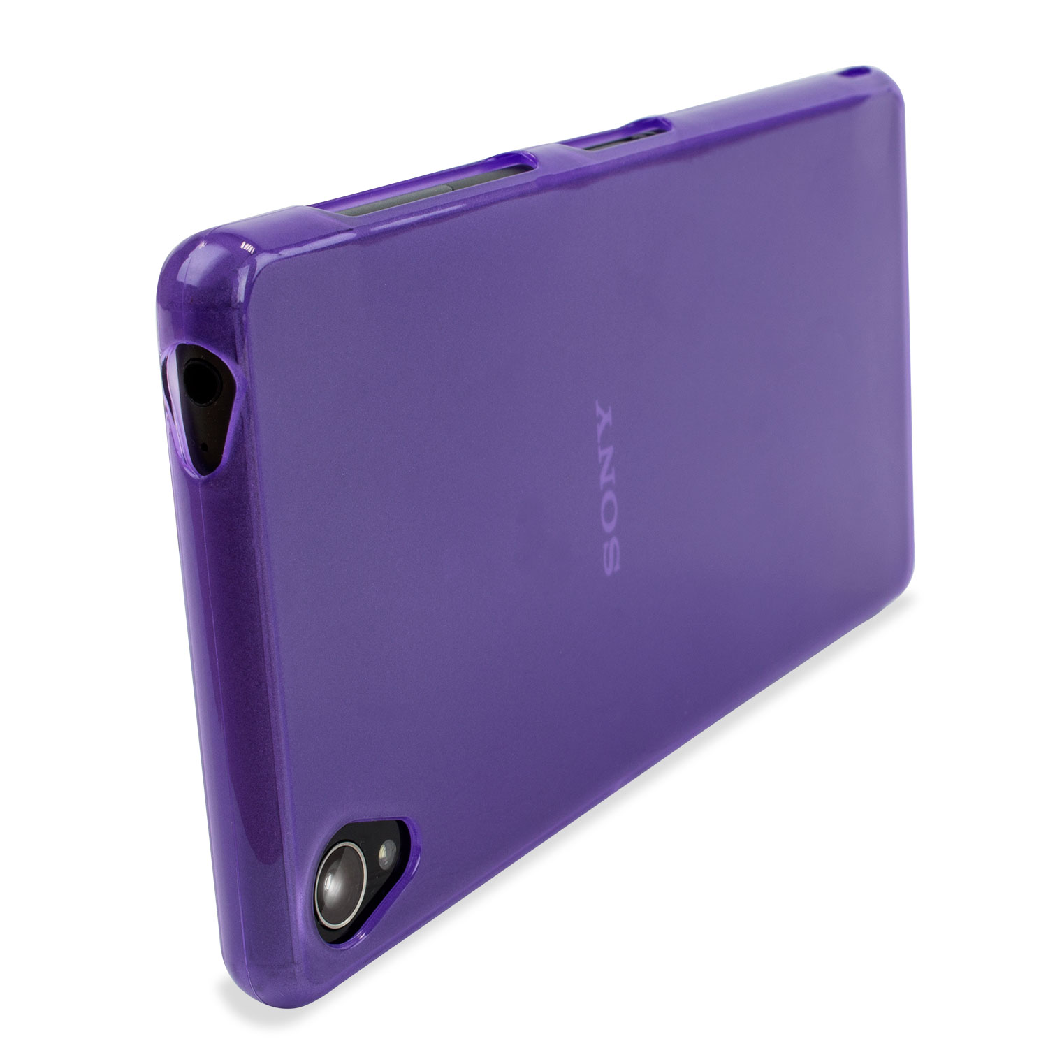 FlexiShield Sony Xperia Z3 Case - Purple