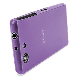 FlexiShield Sony Xperia Z3 Compact Gel Case - Purple