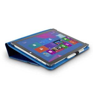 Maroo Executive Microsoft Surface Pro 3 Leather Case - Blue