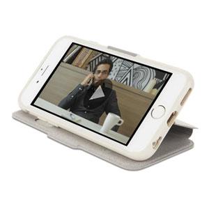 Moshi SenseCover iPhone 6 Smart Case - Beige