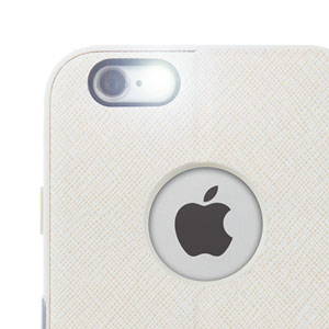Moshi SenseCover iPhone 6 Plus Smart Case - Beige