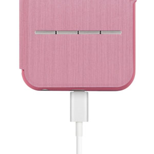 Moshi SenseCover iPhone 6 Plus Smart Case - Pink