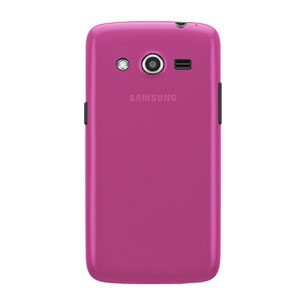 Custodia FlexiShield per Samsung Galaxy Avant - Rosa