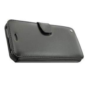 Noreve Tradition B iPhone 6S Plus / 6 Plus Leather Case - Black