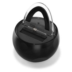 Techlink Recharge Cup Holder iPhone 6 Dock - Black
