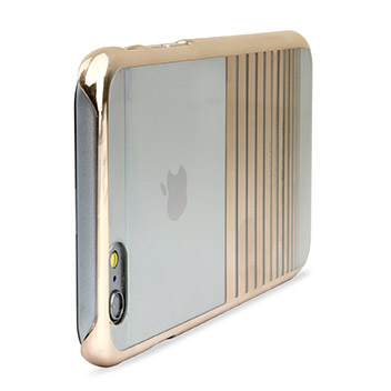 Melody iPhone 6 Case - Gold