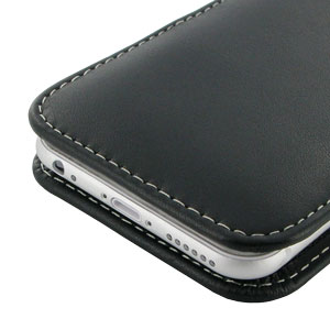 PDair iPhone 6 Vertical Leather Pouch Case with Belt Clip