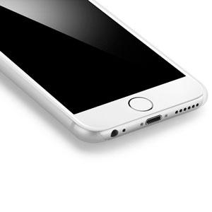 Spigen Air Skin iPhone 6S Plus / 6 Plus Shell Case - Soft Clear