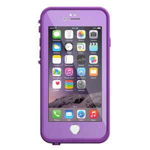 LifeProof Fre iPhone 6 Waterproof Case - Pumped Purple