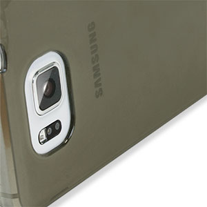 Encase FlexiSheild Samsung Galaxy Alpha Case - Smoke Black