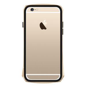 Seidio TETRA iPhone 6 Aluminium Bumper - Gold