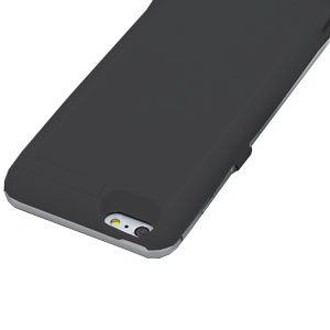 Power Jacket iPhone 6 Plus Case 8200mAh - Black