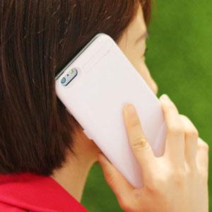 Power Jacket iPhone 6 Plus Case 4200mAh - White