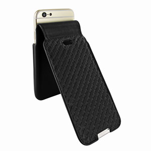 Piel Frama iMagnum Case für iPhone 6S Plus / 6 Plus in Schwarz