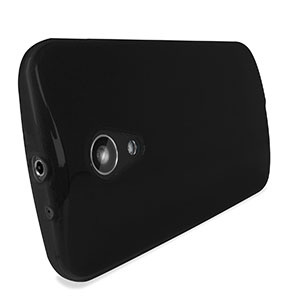 Flexishield Moto G 2nd Gen Case - Black