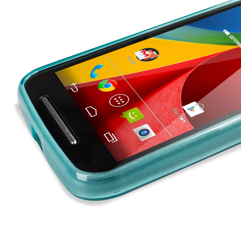 Flexishield Moto G 2nd Gen Case - Blue Reviews :: MobileFun.com