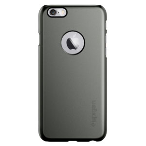 Spigen Thin Fit A iPhone 6 Plus Shell Case - Gunmetal