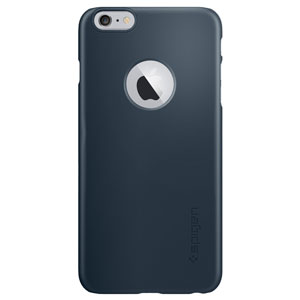 Spigen Thin Fit A iPhone 6S Plus / 6 Plus Shell Case - Metal Slate