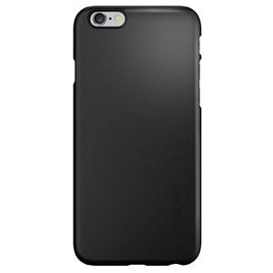 Spigen Thin Fit iPhone 6S Plus / 6 Plus Shell Case - Smooth Black