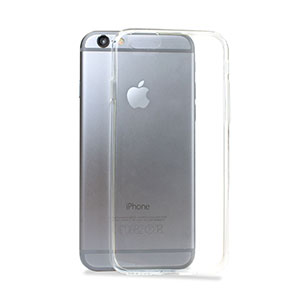 Encase Ultra Thin FlexiShield iPhone 6 Gel Case - 100% Clear