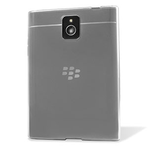 Encase FlexiShield BlackBerry Passport Case - Frost White