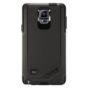 Coque Samsung Galaxy Note 4 Otterbox Commuter Series - Noire