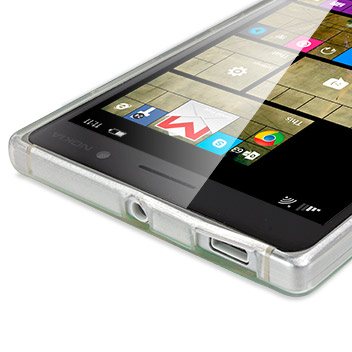 FlexiShield Skin For Nokia Lumia 830 - Clear
