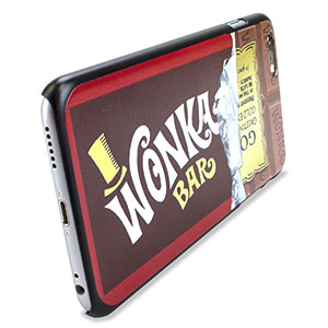 Wonka Bar Golden Ticket iPhone 6 Case